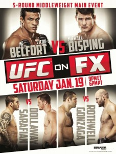 UFC on FX 7
