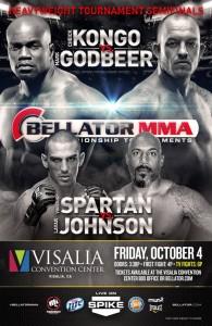 Bellator 102 Poster