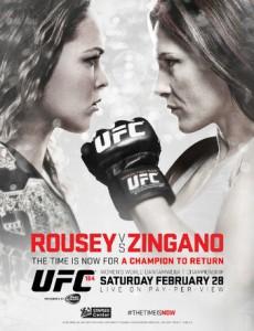 UFC_184_Rousey_vs._Zingano_Poster