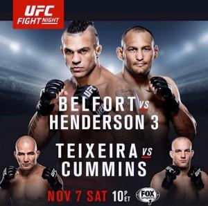 UFC Fight Night 77