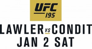 UFC 195 Small