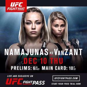 UFC Fight Night 80