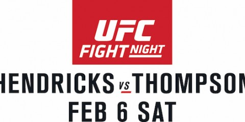 UFC Fight Night 82 Logo
