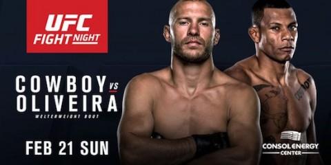 UFC Fight Night 83
