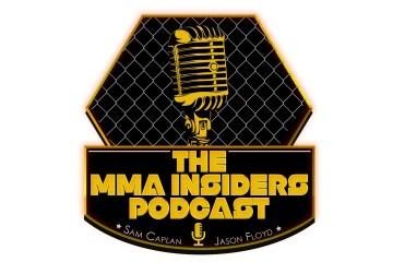 MMA Insiders Logo