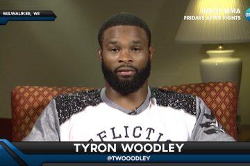 Tyron Woodley