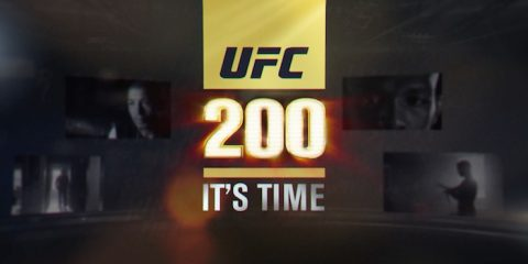 UFC 200 - Its Time