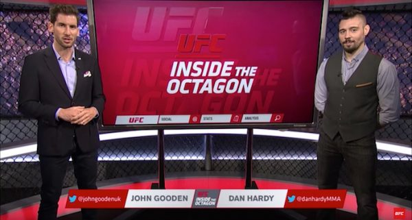 john gooden and dan hardy are the commentators we deserve sherdog forums ufc mma boxing. Black Bedroom Furniture Sets. Home Design Ideas