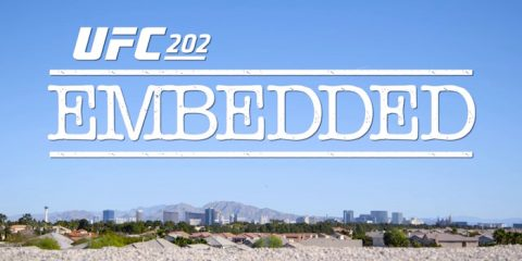 UFC 202 Embedded