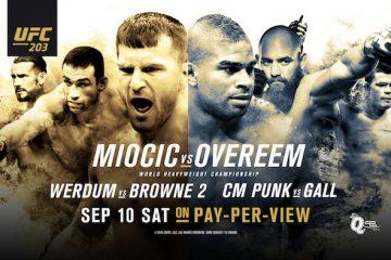 UFC-203