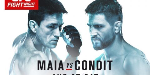 UFC on FOX 21