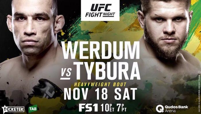 UFC Fight Night 121