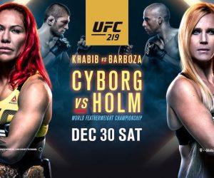 UFC 219