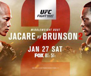 UFC on FOX 27