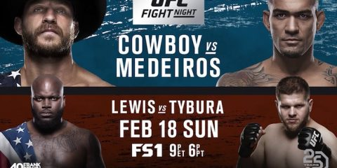 UFC Fight Night 126