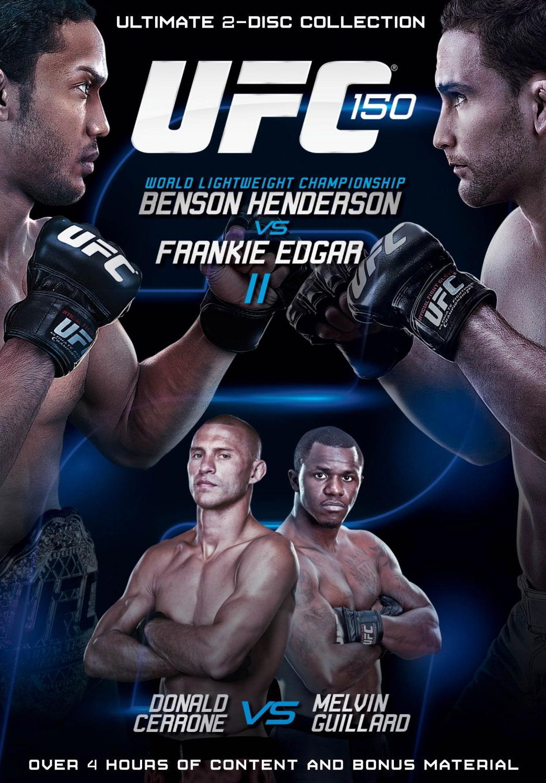 UFC on FOX 5 Contest: Winner receives UFC 150 on DVD
