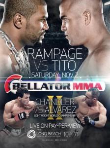 Bellator PPV Poster #2