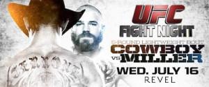 UFC Fight Night Atlantic City
