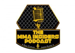 The MMA Insiders Podcast