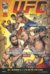 UFC 181 Poster