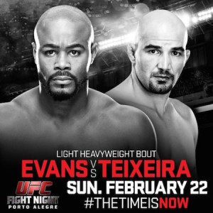 UFC Fight Night 61