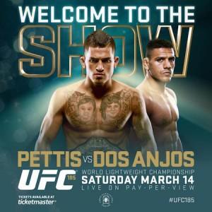 UFC 185