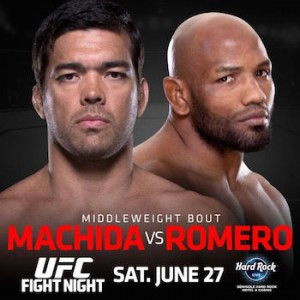 Lyoto Machida vs. Yoel Romero ...
