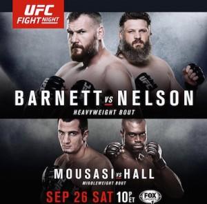 UFC Fight Night 75