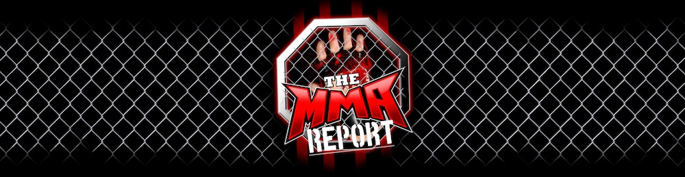The MMA Report Podcast logo