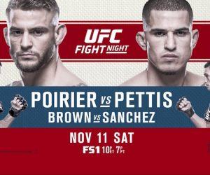 UFC Fight Night 120