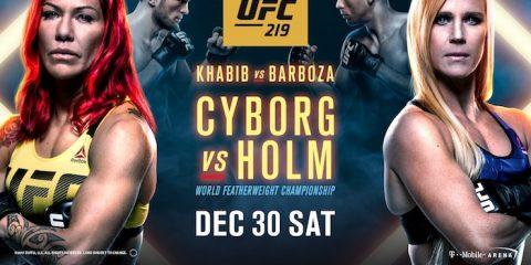 UFC 219