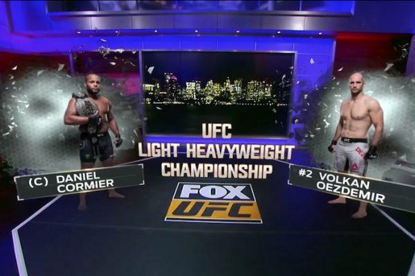 UFC 220 Fight Video Highlights: Daniel Cormier vs. Volkan Oezdemir
