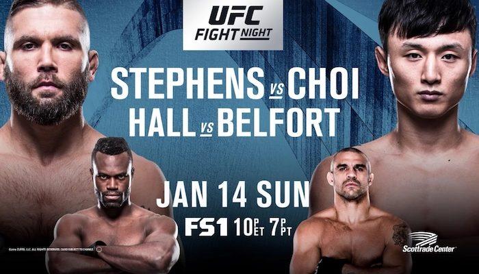 UFC Fight Night 124