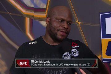 Derrick Lewis