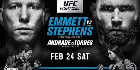 UFC on FOX 28