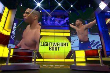 UFC Fight Night 128
