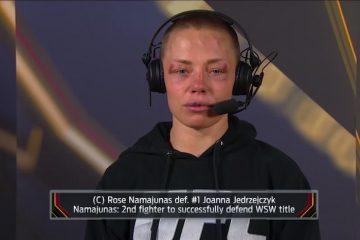 Rose Namajunas