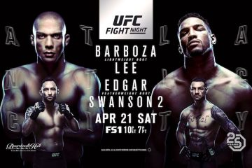 UFC Fight Night 128