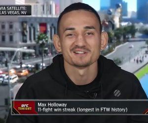 Max Holloway