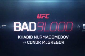 UFC 229 Bad Blood