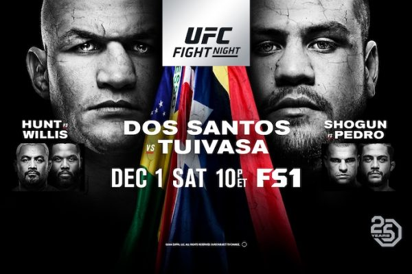 UFC Adelaide DFS Preview Show with Jason Floyd and Pete Rogers Jr.