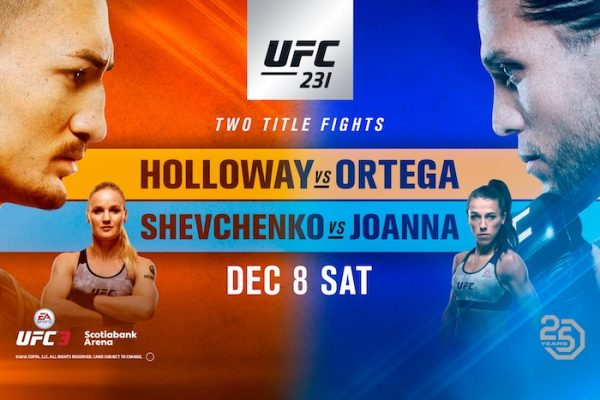 UFC 231 DFS Preview Show with Jason Floyd and Pete Rogers Jr.