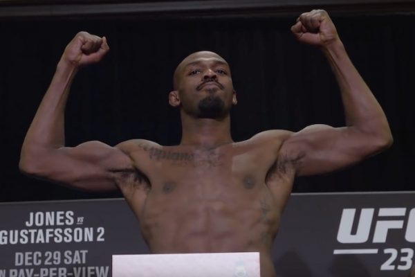 UFC 232 Embedded