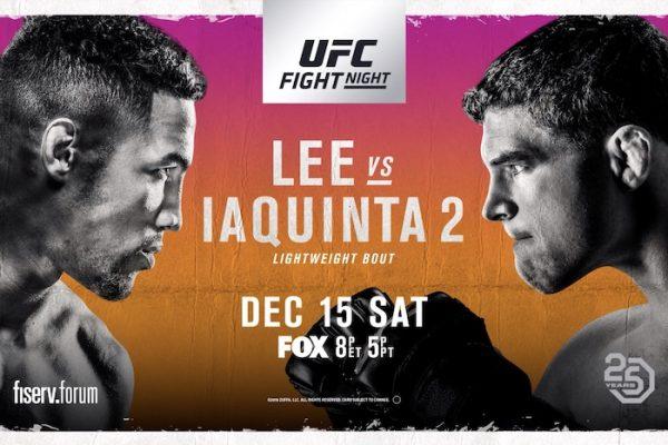 UFC on FOX 31