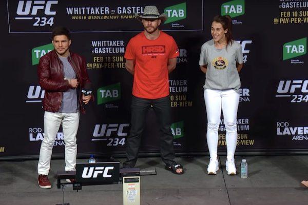 UFC 234 Q&A