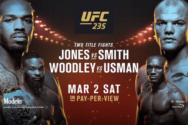 UFC 235 DFS Preview Show with Jason Floyd and Pete Rogers Jr.