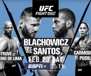 UFC Prague