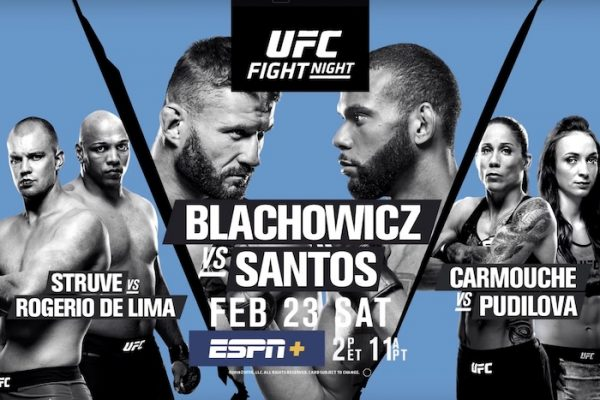 UFC Prague DFS Preview Show with Jason Floyd and Pete Rogers Jr.