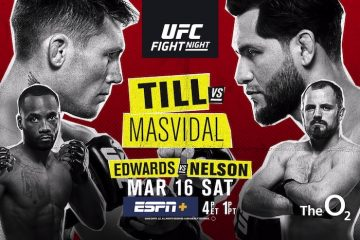 UFC on ESPN+ 5