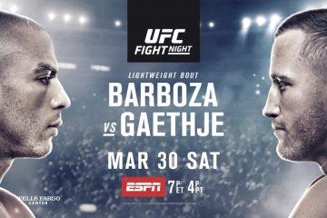 UFC on ESPN 2